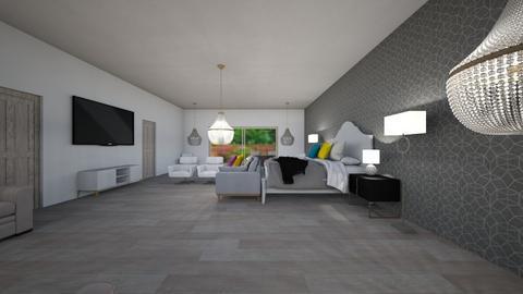 Nathalia Castillo - Classic - Bedroom  - by Gata peligrosa