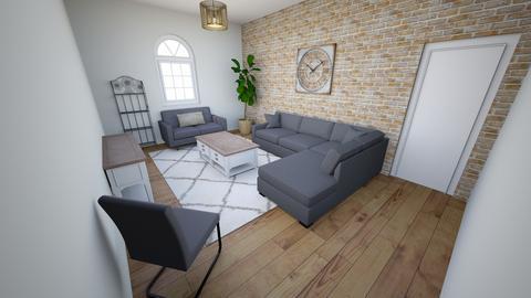 Condo Living Room - Living room  - by RTakacs7