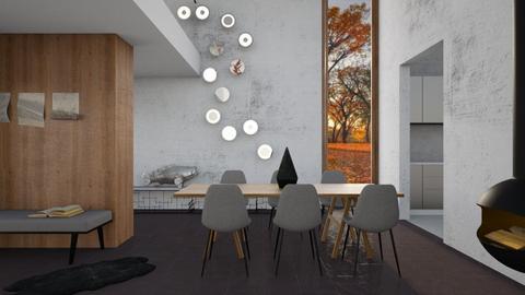 Modern - Modern - Dining room - by Liu Kovac
