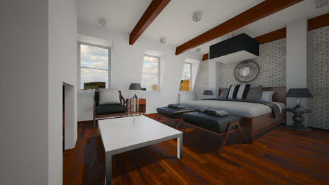 Putney Template - Modern - Bedroom  - by wagner herbst padilha