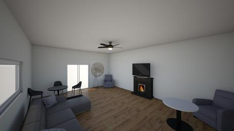 christien - Living room - by jrgray