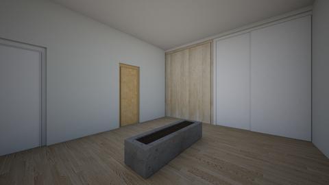 Living Room plan - Modern - Living room  - by sll31