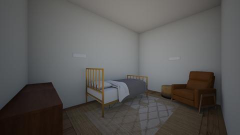Nursery - Kids room  - by Blakeley
