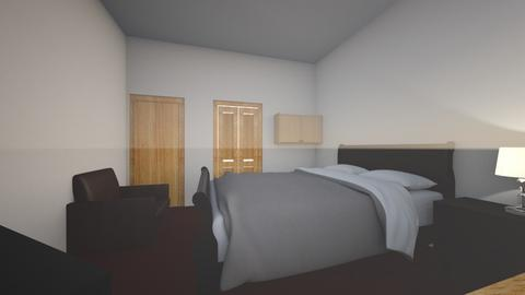 My bedroom idea - Modern - Bedroom  - by linky