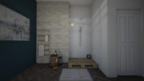 Bathroom - Bathroom  - by scandi136