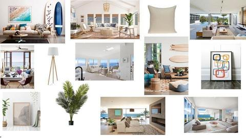 family room moodboard - by laurenwelch770