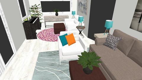 Janes Living Room 5 - Modern - Living room  - by janeweinfeld