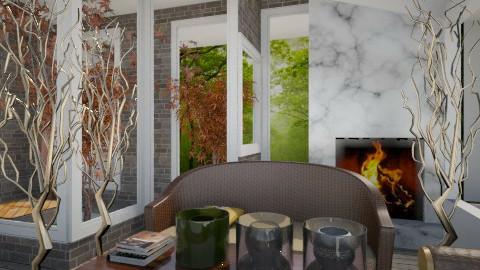 one - Living room - by Scelir