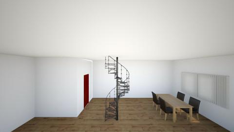 Sala - Living room - by Beatriz B