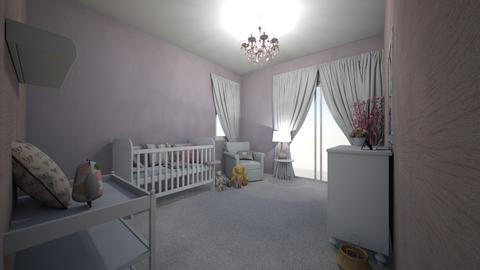 Mine - Kids room - by Cgjamison