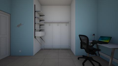 1 - Modern - Bedroom  - by Jassidresser