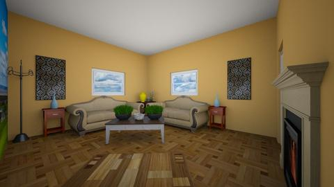 Balance 2 - Living room  - by GabaonAguirre