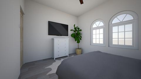guestroom_1 - Bedroom - by Molliemancuso