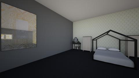 Natalie Farnsworth - Bedroom  - by Naatmf