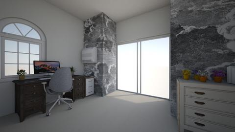enjoy office  - Modern - Office - by natasa_zivanovic3135