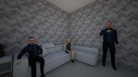 ellie room 1 - Living room  - by the davis family