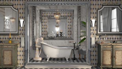 Art Deco Bath - by ZsuzsannaCs