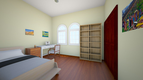 my room - Bedroom - by cassidyjones1999