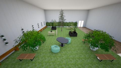 graden - Classic - Garden  - by andris123