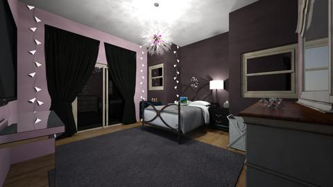 CUZZO ROOM - Bedroom  - by WHATEVER LOL