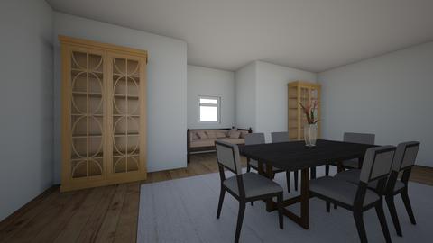 luxury dining room - Dining room - by ellen_brooklyn