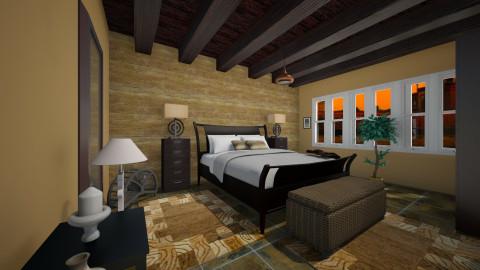 accoglienza - Rustic - Bedroom - by Angela Quintieri