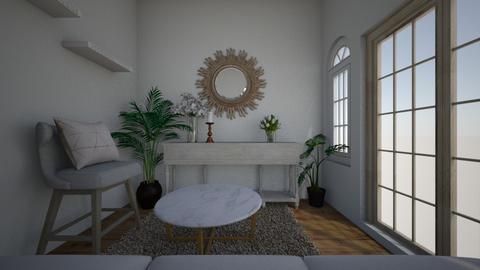 ruang tamu - Living room  - by nabilaa_aurelia