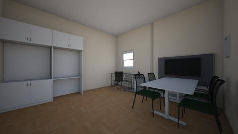 Modern Office - Office - by ESLB