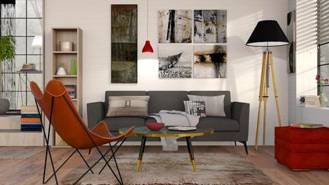 Modern Living - Modern - Living room  - by Sally Simpson