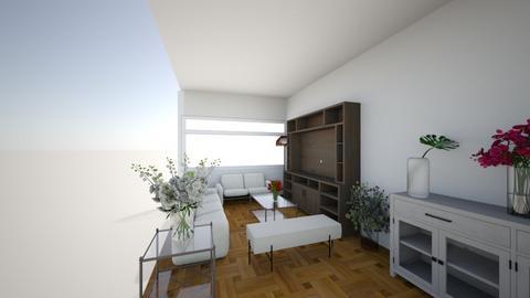 Sala - Living room  - by jcavero