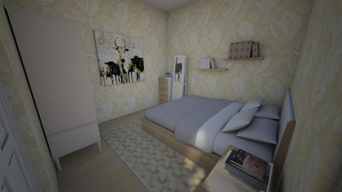 10082020b - Bedroom  - by way_wildness