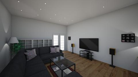 Home Entertainment Room - Living room  - by Paul1966