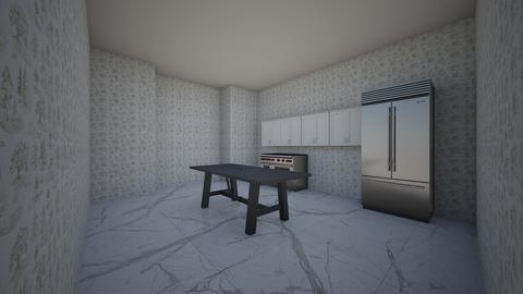 Kitchen not very good - Modern - Kitchen  - by CurrieT