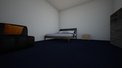 my room  - Classic - Bedroom  - by Jamia G