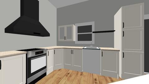 kitchen - by Olivia1999