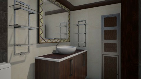 Pamahay Homes 3 - Modern - Bathroom - by mypassion
