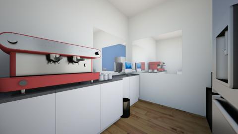 coffee house - Minimal - Kitchen  - by nz_fob