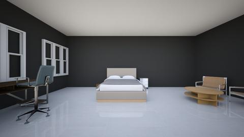 Room 1 - Modern - Living room  - by abrar101