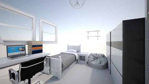 Regina  - Bedroom  - by reginaluckys