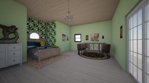 mia room - Bedroom  - by Miasolvang25