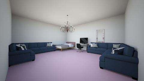 zaid m13 - Living room  - by zaid muhand