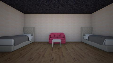 shiloh - Bedroom  - by peyton twins