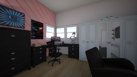 duda quarto - Bedroom  - by jdfuijsdnjffujhrujudn