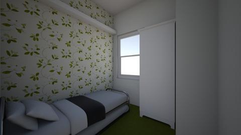 spare room - Bedroom  - by jonnybradley