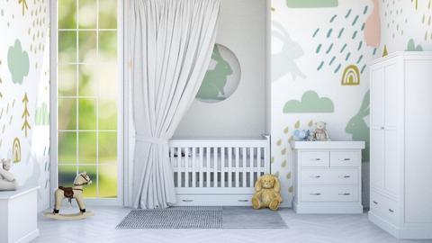 Nursery  - by TropicalWeed
