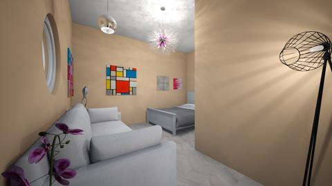art room - Bedroom  - by mashhoud