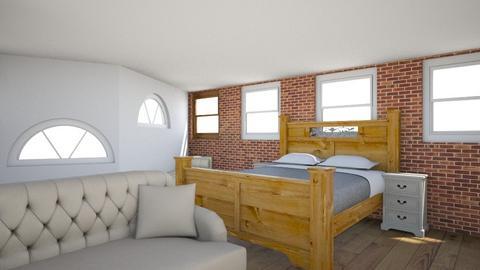 Dream room - Bedroom  - by Heidi the designer
