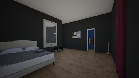 Aydens Room - Bedroom  - by AYdenGonzalez