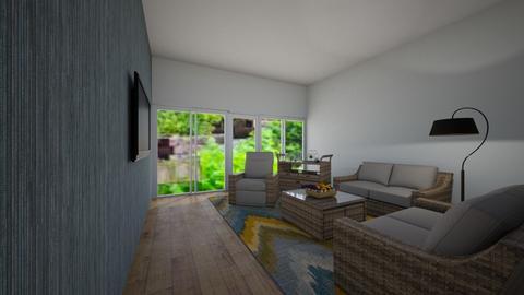 Its a rugs life - Living room  - by theIrishdog