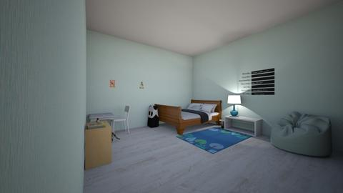 My room - Bedroom  - by Just_Bored